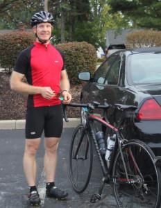 2013 October Norton Kiwanis Bicycle Rider